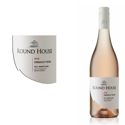 Round House Cinsault Rose