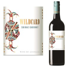 Wildcard Shiraz Cabernet