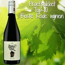 Proefpakket Onze beste rode wijnen
