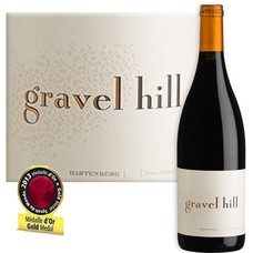 Hartenberg Gravel Hill Shiraz 2008