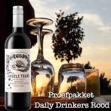 Proefpakket Daily Drinkers rood