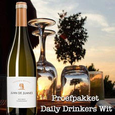 Proefpakket Daily Drinkers wit