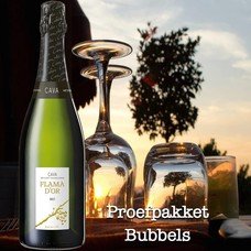 Tasting Box Bubbels 6 flessen