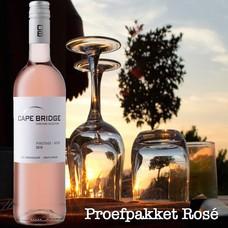 Proefpakket rosé 6 flessen
