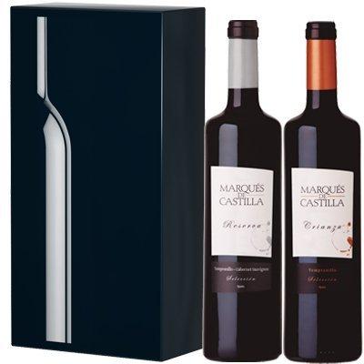 Geschenkduo Marques de Castilla Crianza - Marques de Castilla Riserva