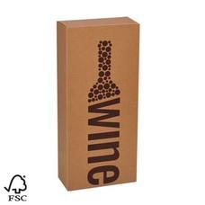 Geschenkverpakking voor 2 flessen