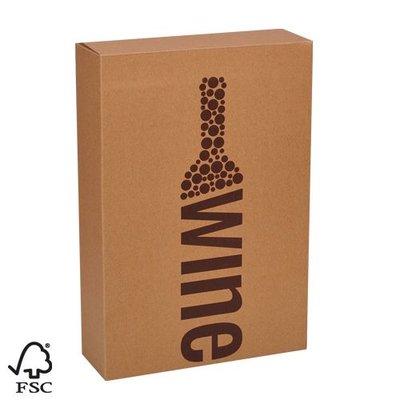 Geschenkverpakking voor 3 flessen