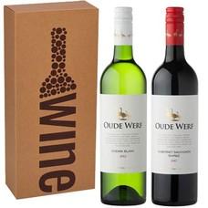 Geschenkduo Oude Werf Sauvignon Blanc - Oude Werf Pinotage