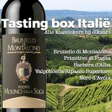 Tasting box Italië