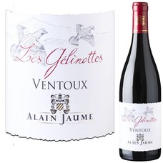 Alain Jaume Les Gélinottes Ventoux