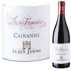 """Alain Jaume Côtes du Rhône Villages Cairanne """"Les Travées"""""""