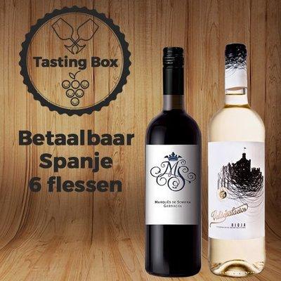 Tasting Box Betaalbaar Spanje