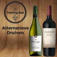 Tasting Box Alternatieve druiven