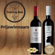 Tasting Box Prijswinnaars