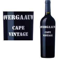 Overgaauw Cape Vintage Port 1998