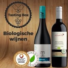 Tasting Box Biologische wijnen