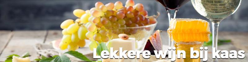 Wijnmarkt Wijn bij kaas