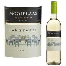 Mooiplaas Langtafel white