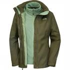 Camelbak Womens 3-in-1 Coat Green