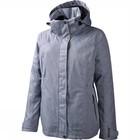 Ayacucho Womens 3-in-1 Coat Grey