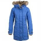 Herschel Supply Womens Lined Coat Blue