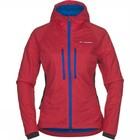 Herschel Supply Womens Softshell Coat Red