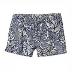 Arcteryx Damen Shorts Blau / Weiß