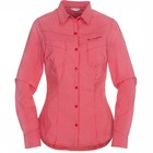 Bergans Damen Bluse Rot