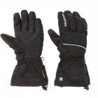 Columbia Women Gloves Black / White