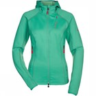 Deuter Damen Fleecepullover Grun
