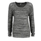Didriksons Women Knitted Sweater Dark Grey