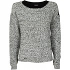 Bach Women Knitted Sweater Grey