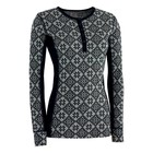 Oldo Women Thermo Shirt Black