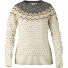 Fjal Raven Mens Sweater Ecru