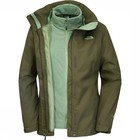 Camelbak Womens 3-in-1 Coat Green