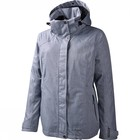 Ayacucho Womens 3-in-1 Coat Grey