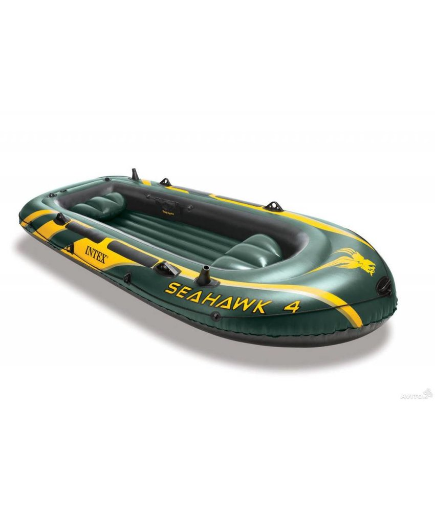 Intex Seahawk 4 - 4 pers. boot