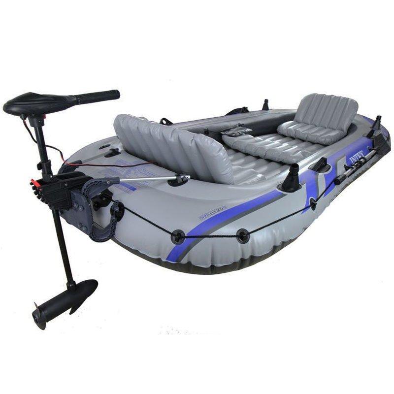 Intex Excursion 5 - 5 persoons boot met peddels en pomp