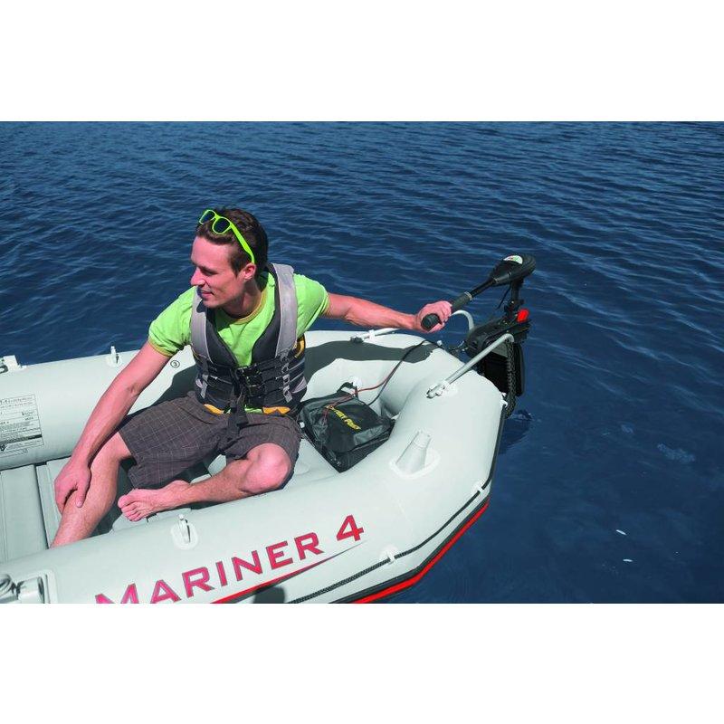 Intex Mariner 4 - 4 persoons luxe boot met peddels en pomp