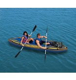 Intex Challenger K2 - 2 persoons kayak met peddel en pomp