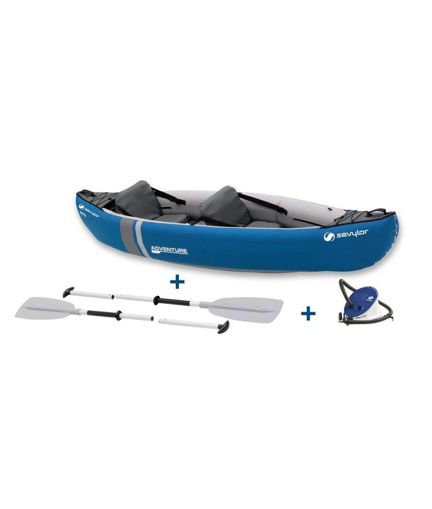 Sevylor Adventure Kit Kayak 2 persoons