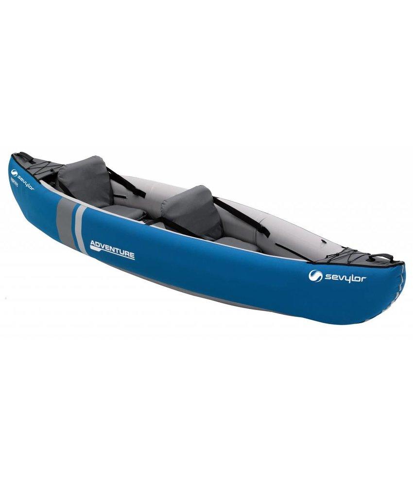Sevylor Adventure Kayak 2 persoons