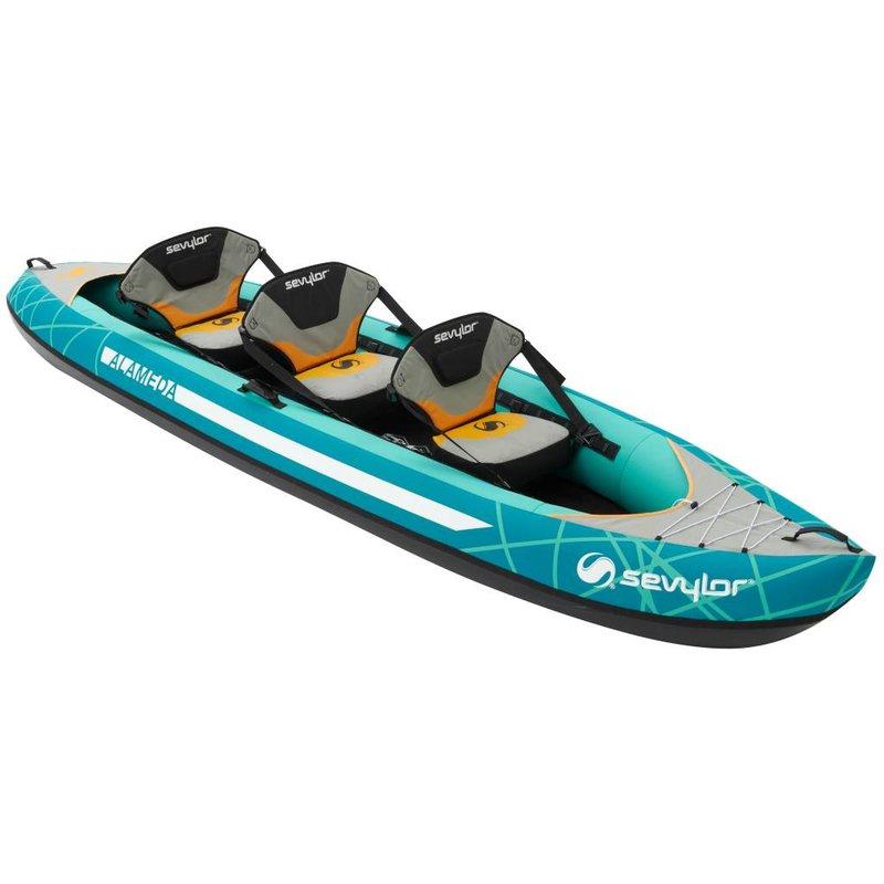 Sevylor Alameda Kayak 3 persoons
