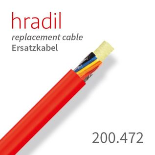 passend für iPEK Hradil BFK push cable