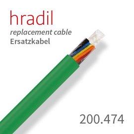 passend für Rausch Hradil BFK-Schiebekabel passend für DELTA Schiebesystem / Satellitensystem von Rausch