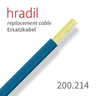 Hradil BFK push cable 7.5 mm, 6-pin