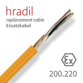 passend für iPEK Hradil replacement cable suitable for SUPERVISION, ROVION from iPEK