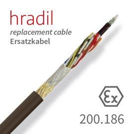 passend für iPEK Hradil Ersatzkabel passend für Rovver System von iPEK