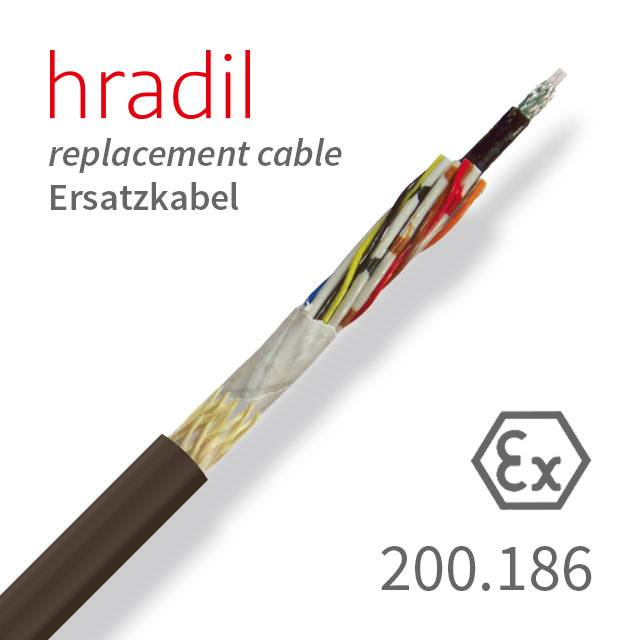 Hradil replacement cable suitable for Rovver system from iPEK ...