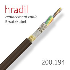passend für JT-elektronik Hradil replacement cable suitable for semi-Ex and Ex-units from JT-elektronik